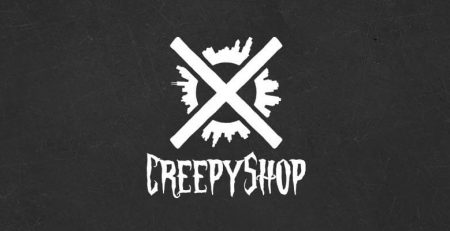 creepyshop eshop creepypasty creepycon