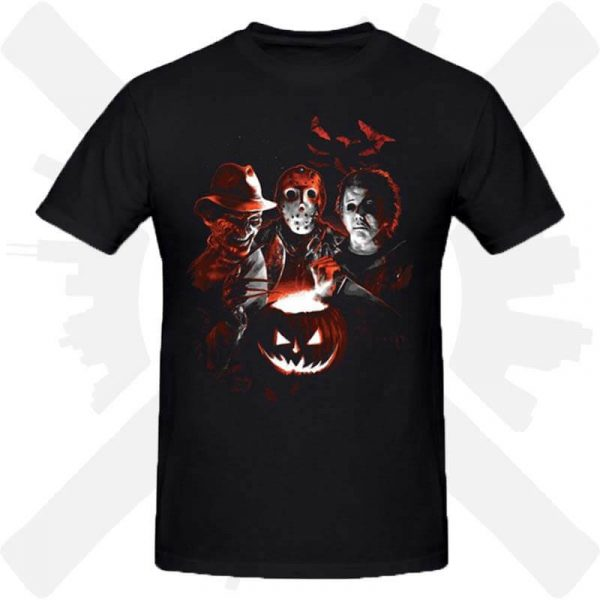 triko horor halloween jason voorhees fredy creepyshop