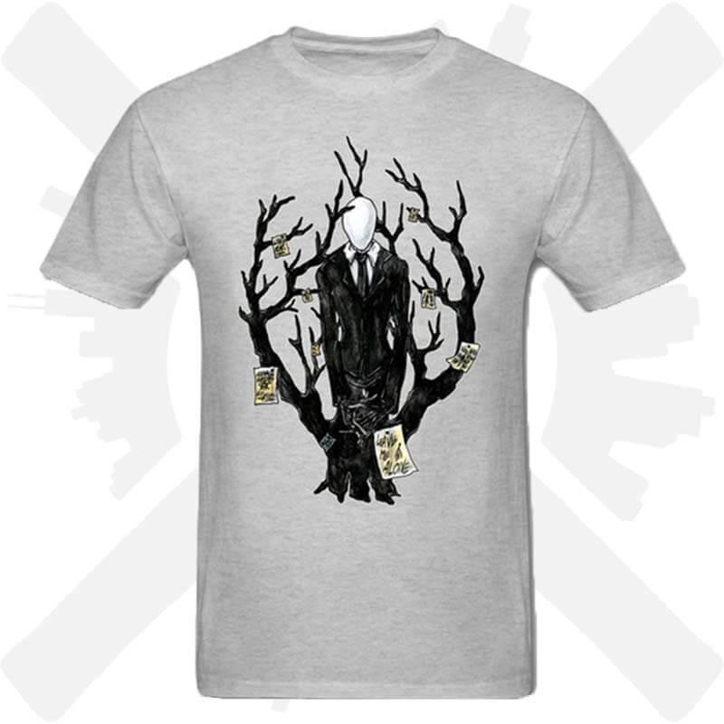 triko slenderman strom creepyshop