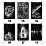 13 desivych testovin druhy chod pohlednice 3