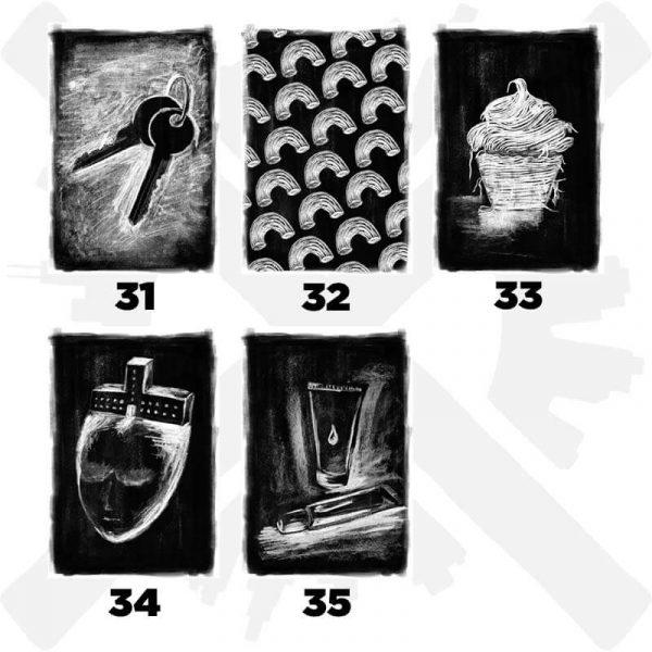 13 desivych testovin druhy chod pohlednice 6