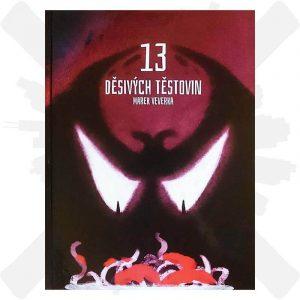 13 děsivých těstovin Marek Veverka
