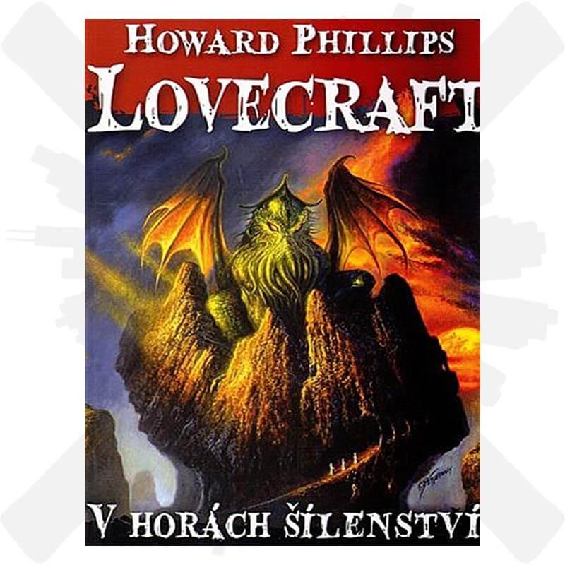 V horách šílenství lovecraft creepyshop
