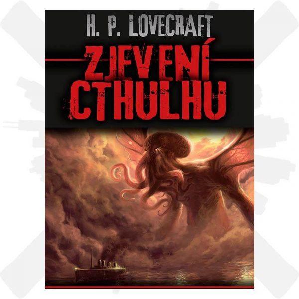 Zjevení Cthulhu lovecraft creepyshop