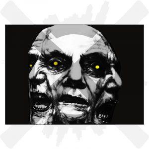 etheral vrah youtube pohlednice creepyshop