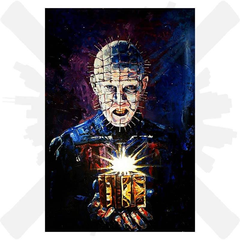 hellraiser horor film creepyshop