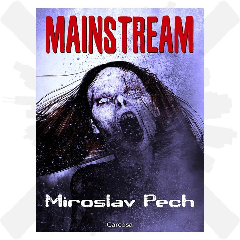kniha Mainstream miroslav pech creepyshop