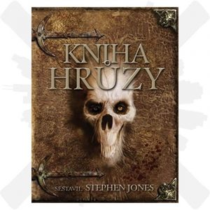 kniha hrůzy stephan jones creepyshop