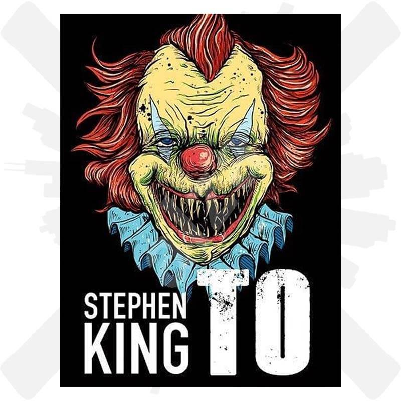 kniha to stephen king creepyshop