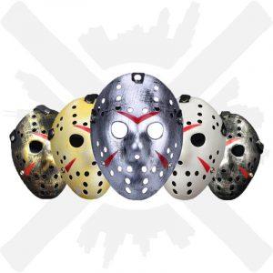 maska jason voorhees horor hokej creepyshop