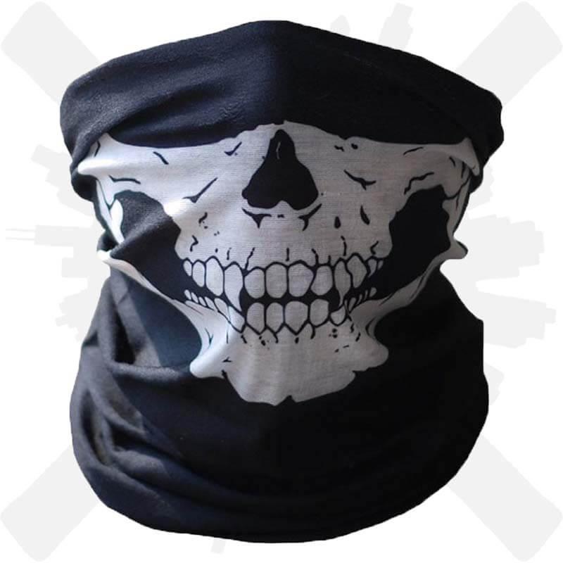 maska lebka na zimu motoka creepyshop