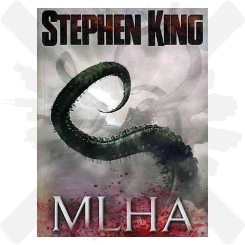 mlha stephen king kniha creepyshop