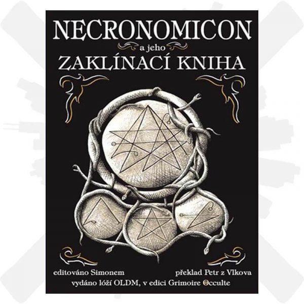 necronomicon a jeho zaklinaci kniha