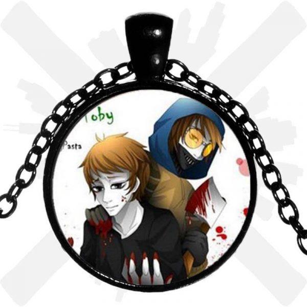 přívěsek ticci toby masky creepypasta creepyshop