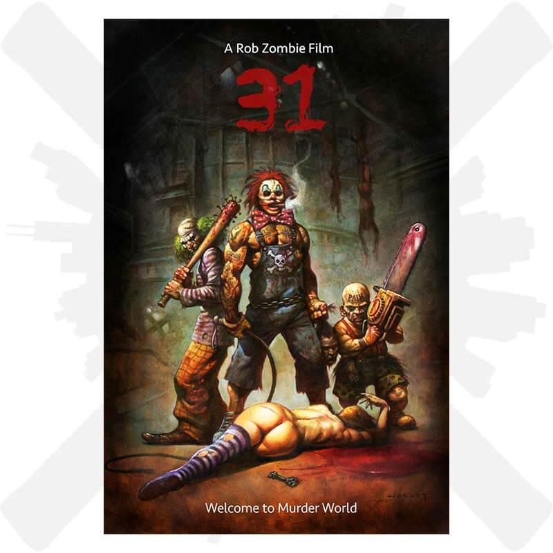 rob zombie 31 horor creepyshop