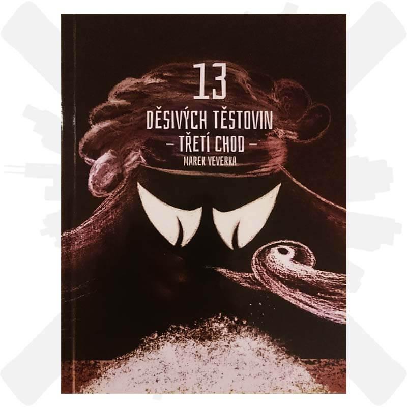 13 děsivých těstovin 3 třetí chod marek veverka