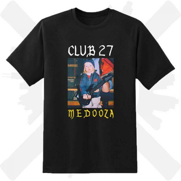 Tričko wizzory club 27 medooza